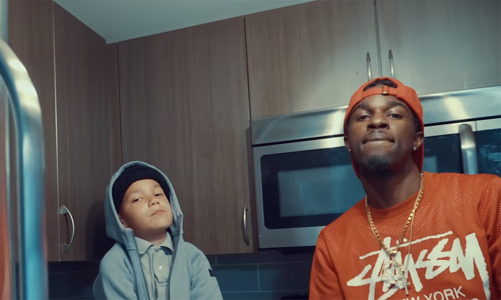 13-year-old Toronto artist Yung 8to3 drops the Changes video