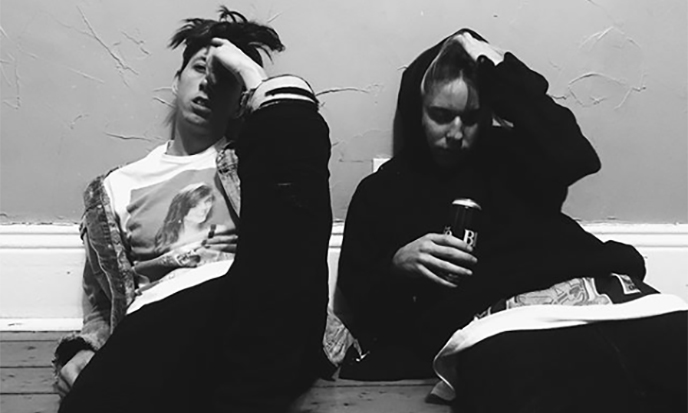Nu Faith: DBLCRSS and Jay Portal drop the Hell Is Where The Heart Is EP