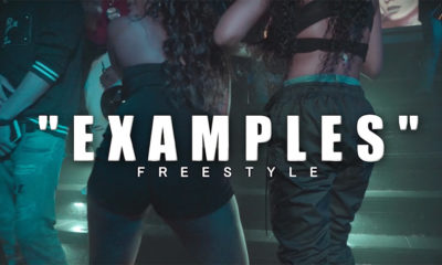French and Tjin release the Examples (Freestyle) video