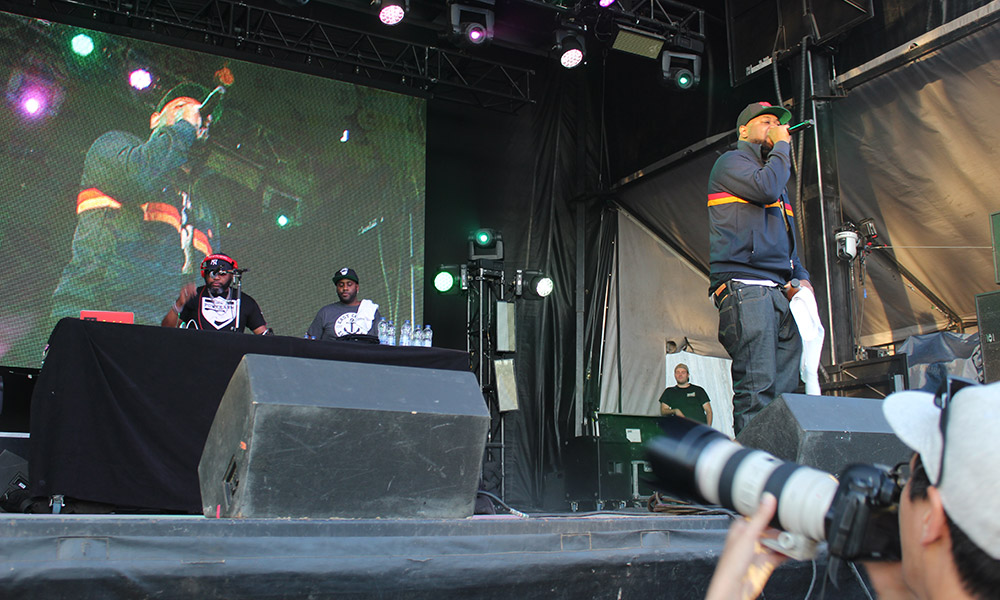 Ghostface Killah brings a taste of Wu-Tang to Ottawa Bluesfest