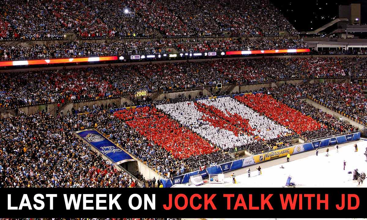 Jock Talk with JD: France are champs, RIP Ray Emery, Raptors and more