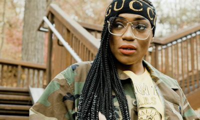 LaToya Jane supports GROWN EP with Everything video