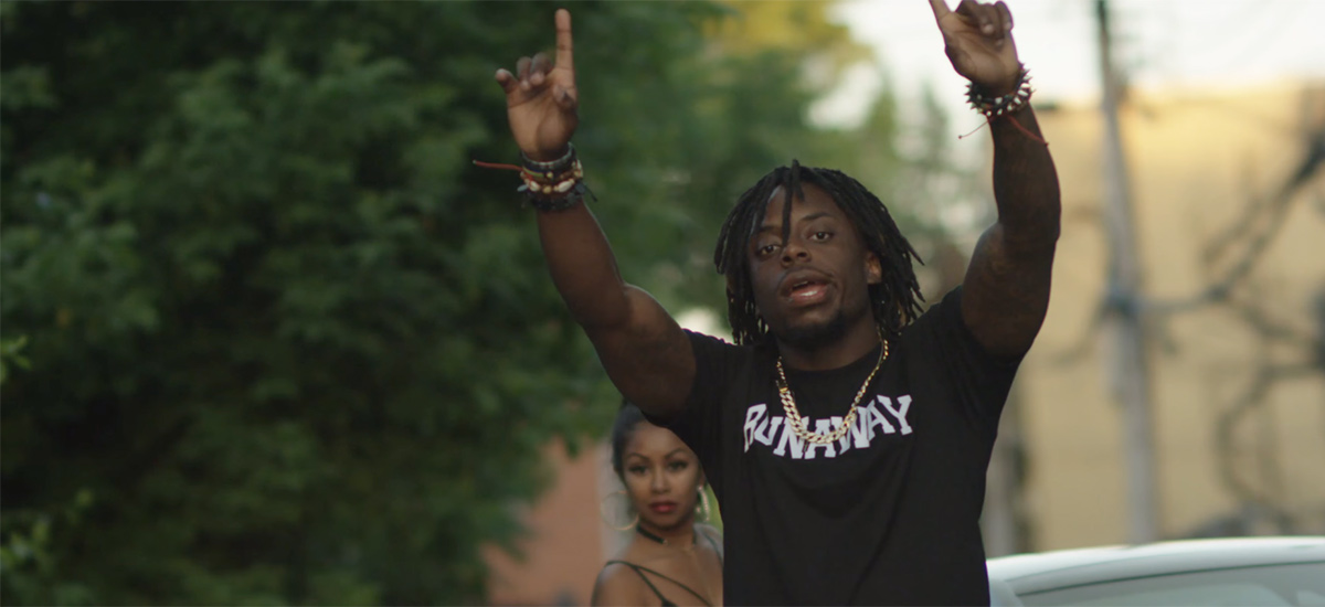RunAway Randy Freeman drops new video for Raybeats-produced No Limit