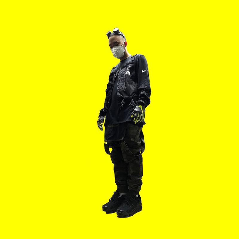 Scope G goes underground boom bap sci-fi in Fifth Element