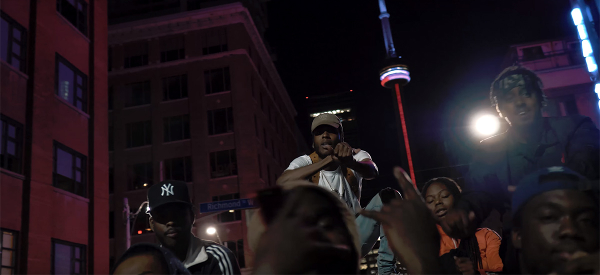 Montreal artist Seven LC releases the Safe video