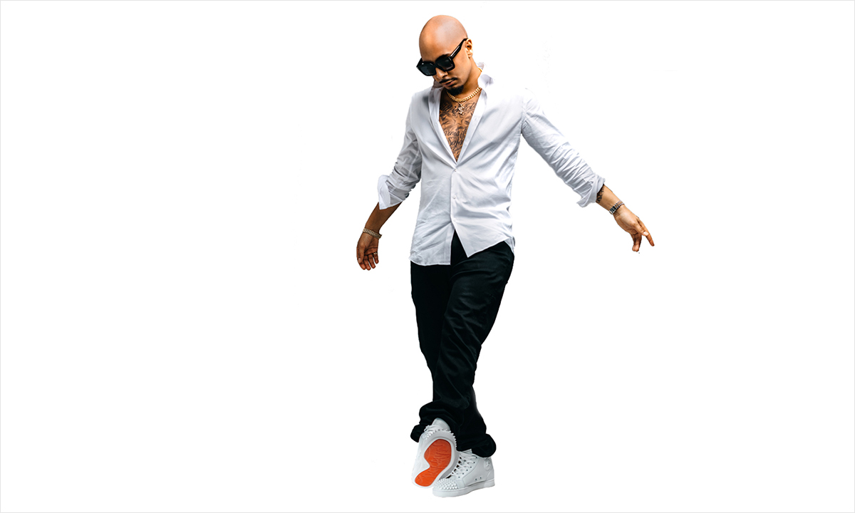 Terell Safadi discusses his new single featuring Pressa