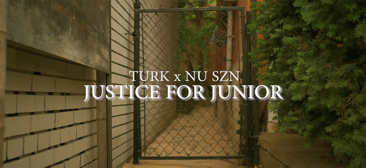 Turk and Nu Szn pay tribute to murdered teen with Justice For Junior