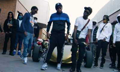 Tallup Twinz, Burna Bandz and Houdini drop No Favours video