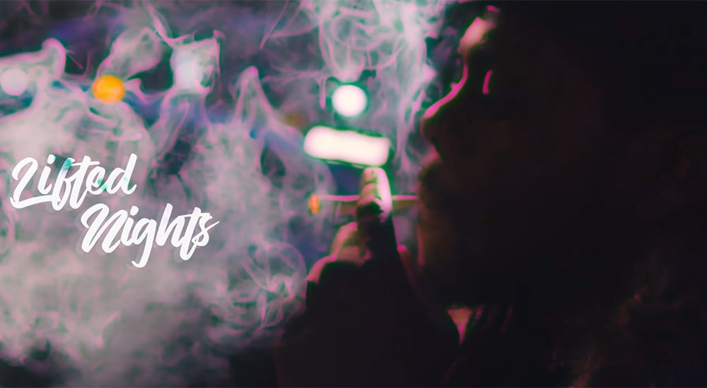 Check out the Lifted Nights video by Toronto artist Blaze The Fireman