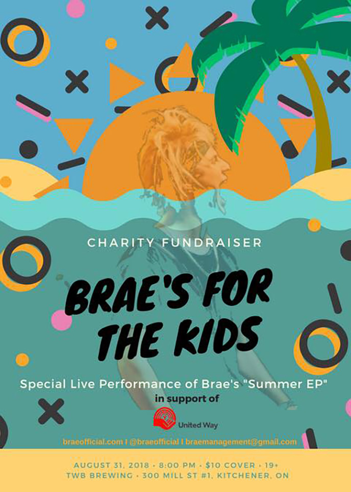 Cambridge up-and-comer Brae releases debut EP Summer