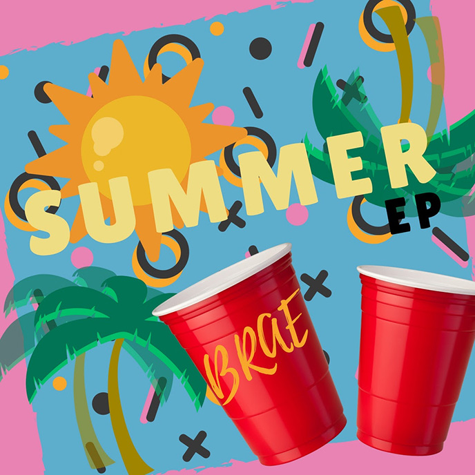 Kitchener-based up-and-comer Brae releases debut EP Summer