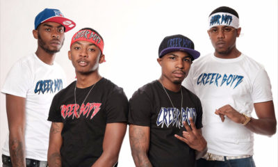 Baltimore County group Creek Boyz Celebrate their new single