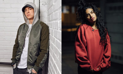 Jessie Reyez featured on 2 tracks on new Eminem album Kamikaze