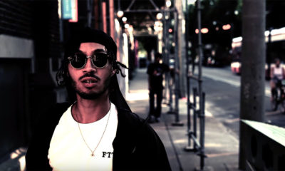 They Cannot Stop What Were Doing: Eyezic of FTY drops new visuals