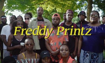 Freddy Printz enlists Cashtro Crosby for Chicken Grease