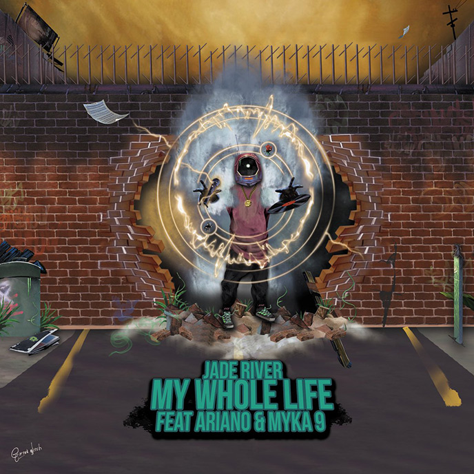 My Whole Life: Producer Jade River taps Ariano and Myka 9 for single