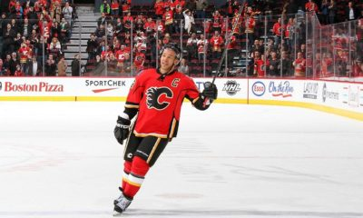 Jock Talk with JD: Happy Trails to Jerome Iginla