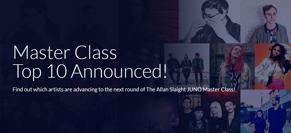 Haviah Mighty and smrtdeath make Allan Slaight JUNO Master Class shortlist