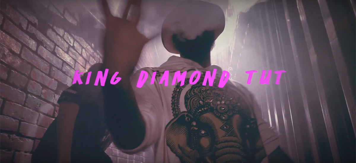 King Diamond Tut enlists Smith Video for Da Cou video