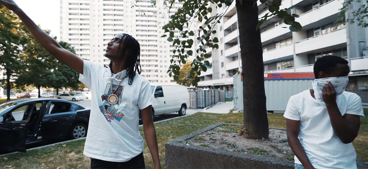 The new LocoCity video Krazy pays tribute to 3rd victim of Toronto Canada Day shooting