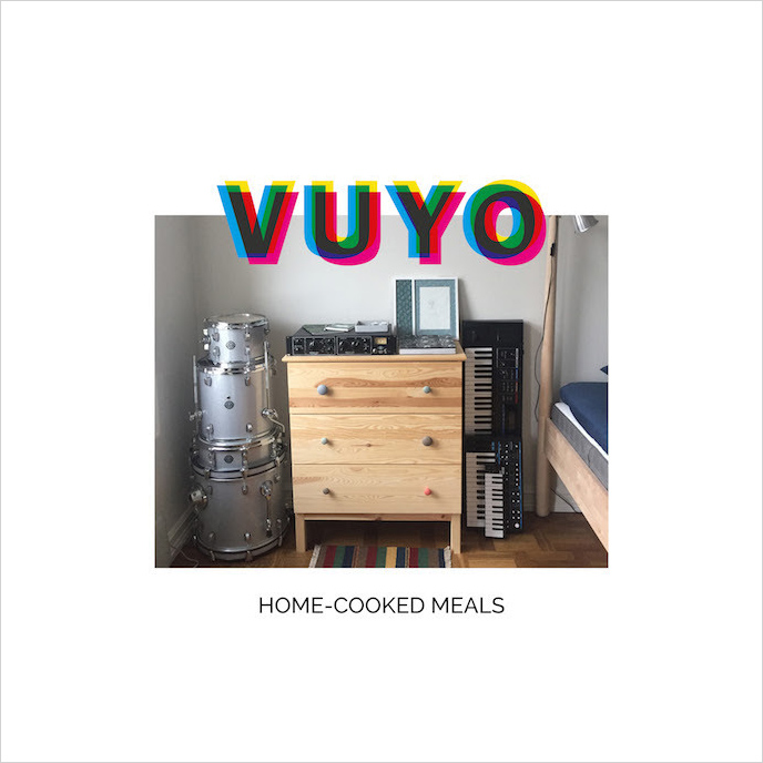 Norwegian-South African MC Vuyo releases Home-Cooked Meals