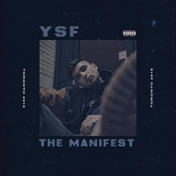 Problems serves as a great preview to the debut from Sauga City artist YSF