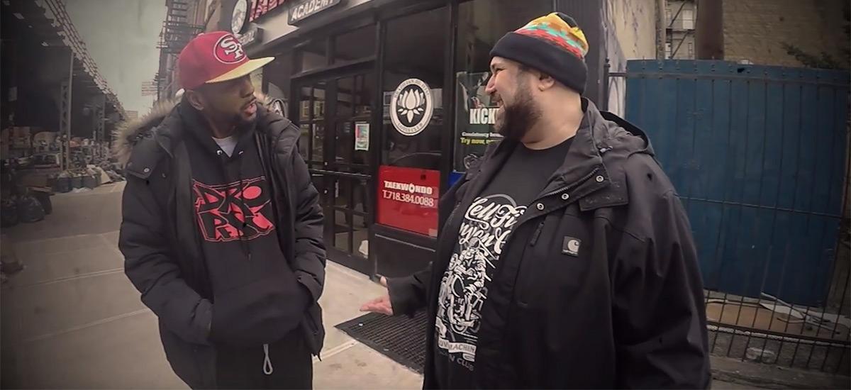 Adlib drops Destro featuring Ill Bill; announces Canadian tour