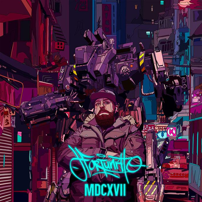 Fortunato to drop MDCXVII on Nov. 9; pre-order now via URBNET