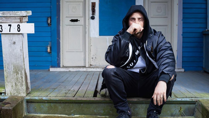 Junk supports new Audio Heroin album with Squad video