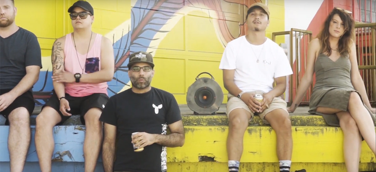 Kapok releases the Johnny Erwin-directed Wave video