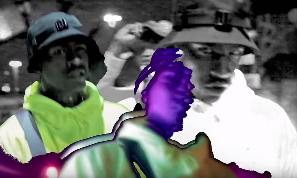 Lancey Foux drops Skepta-assisted Dyed 2wice visuals