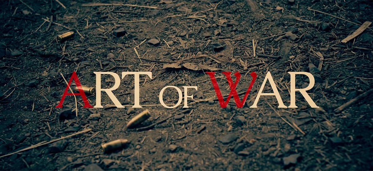 Mr. Wisdom releases Art of War video in support of LP
