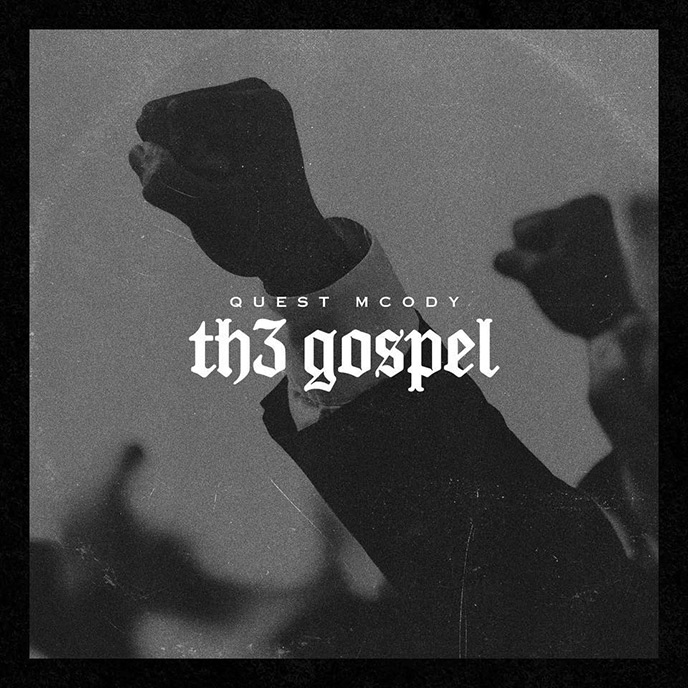 Stream the Th3 Gospel album from Detroit rapper Quest MCODY