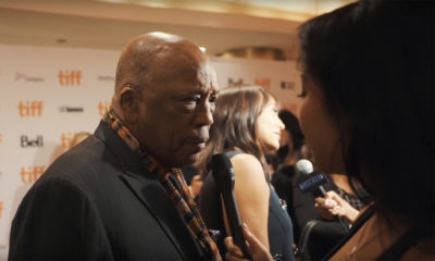 Quincy Jones documentary premieres at 2018 Toronto International Film Festival