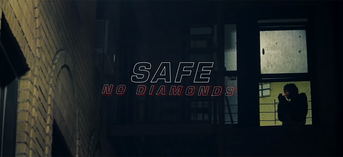 Song of the Day: SAFE enlists Fred Focus to direct No Diamonds