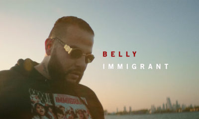 Belly and Vevo release exclusive performance of Immigrant