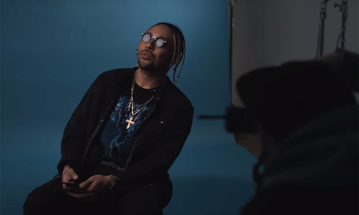Wish You The Best: Brevner drops new visuals in advance of FACES LP