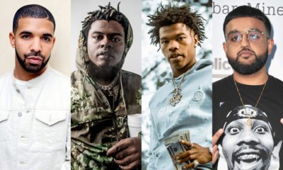 Drake and NAV featured on Lil Baby & Gunna joint project Drip Harder
