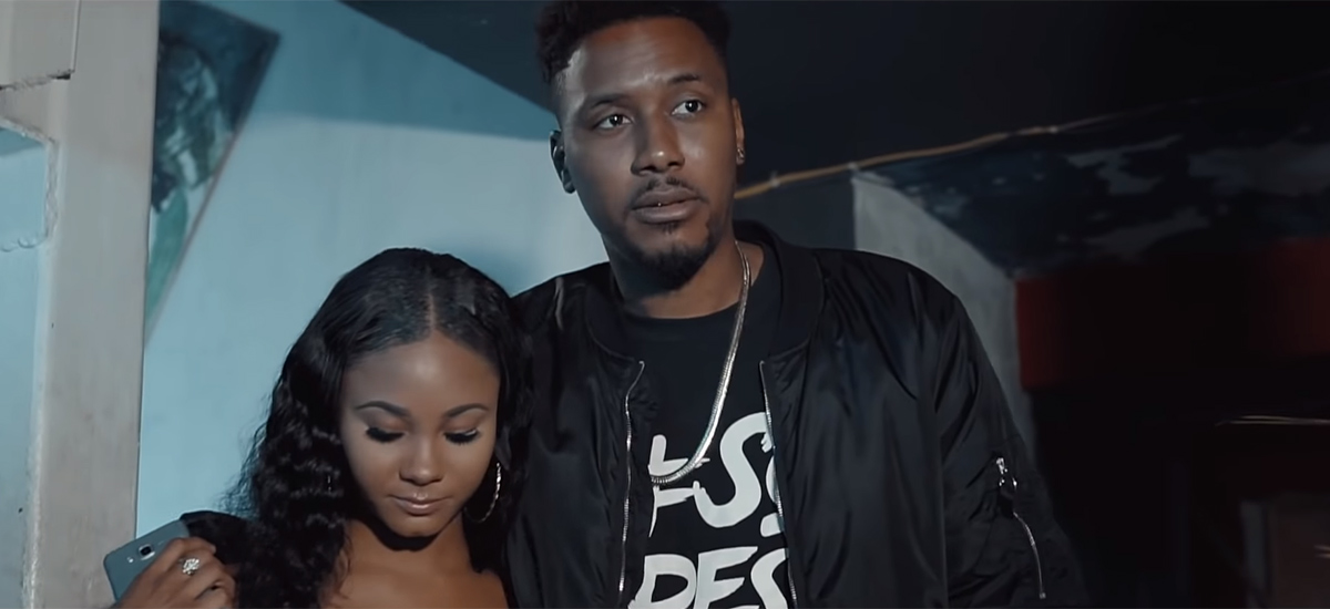 Gee TheProducer teams up with Davisthecameraguy for Desire video