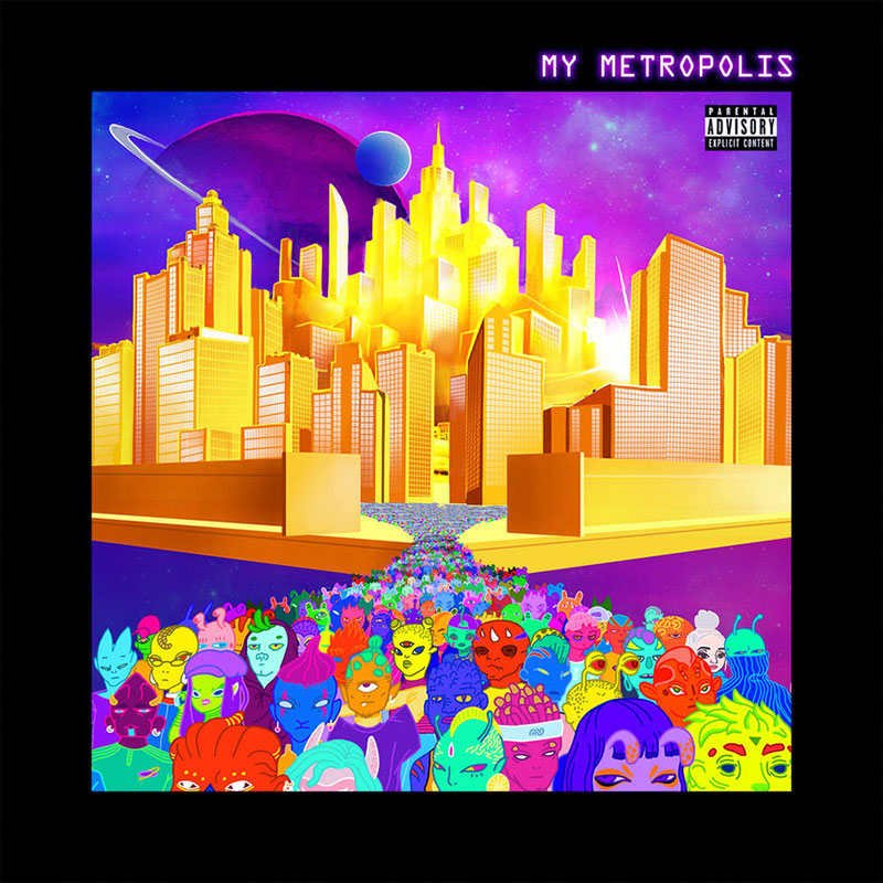 My Metropolis: Toronto's Heather Russell talks album debut and more