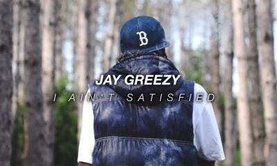 I Aint Satisfied: Jay Greezy enlists Lucas Visuals for new video