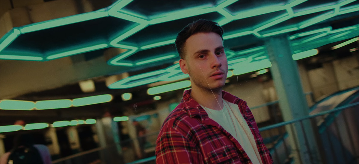 Same Thing: Staten Island artist Jordan Barone releases video debut