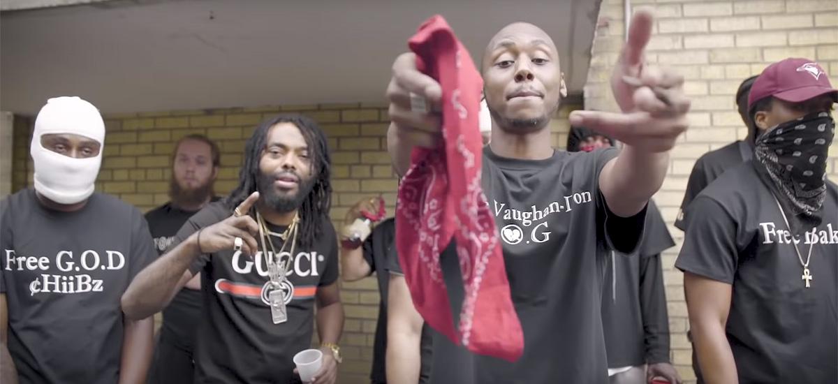 Toronto rapper Kaptaiin enlists EZ-MAK Films for Free The Opps