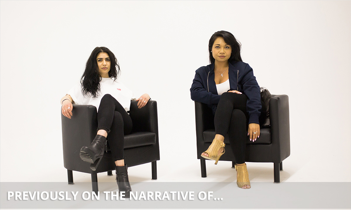 The Narrative Of... series explores the meaning of ride or die in hip-hop