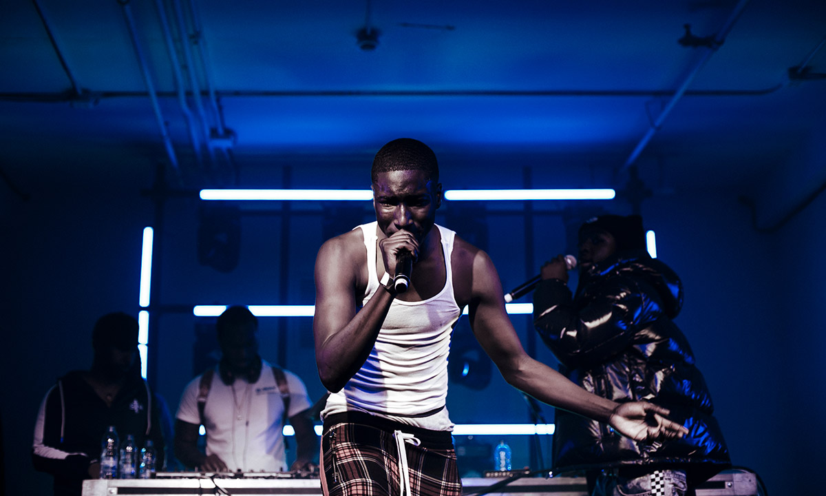 Red Bull Music Festival closes with Toronto rap showcase