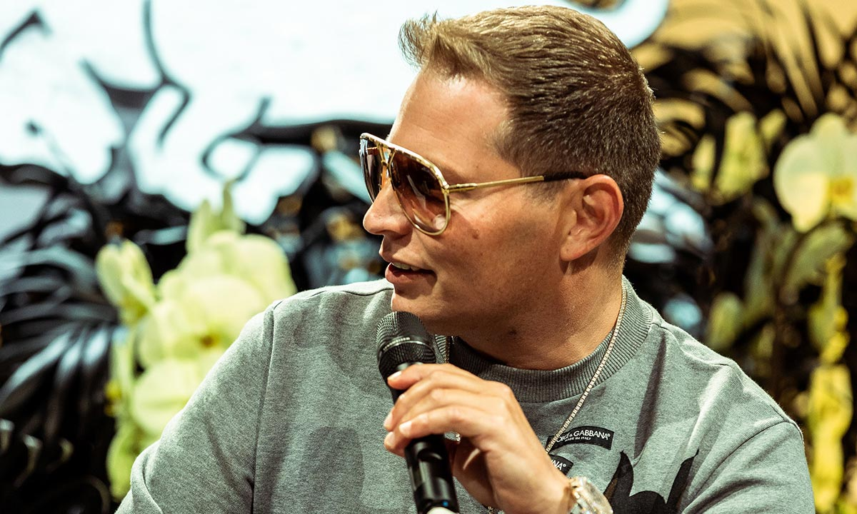 Red Bull Music: A Conversation with Scott Storch | HipHopCanada