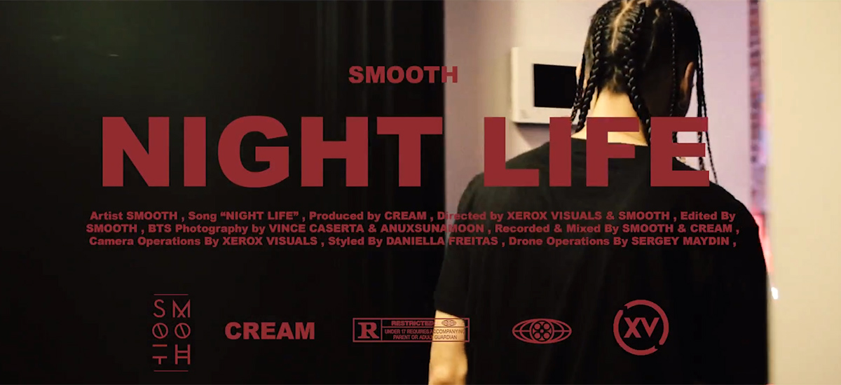 Toronto artist Smooth releases the 11-track 66 album; Night Life video