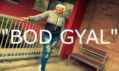 Bod Gyal: Toronto artist Stouteesha drops hot new visuals