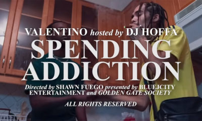 Valentino enlists XD and Wizzy for Spending Addiction remix