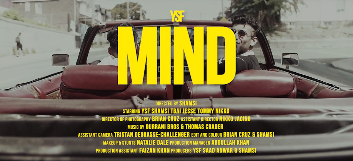 YSF previews The Manifest with Mind video